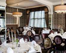 The Great Western Restaurant restaurant, Bovey Castle