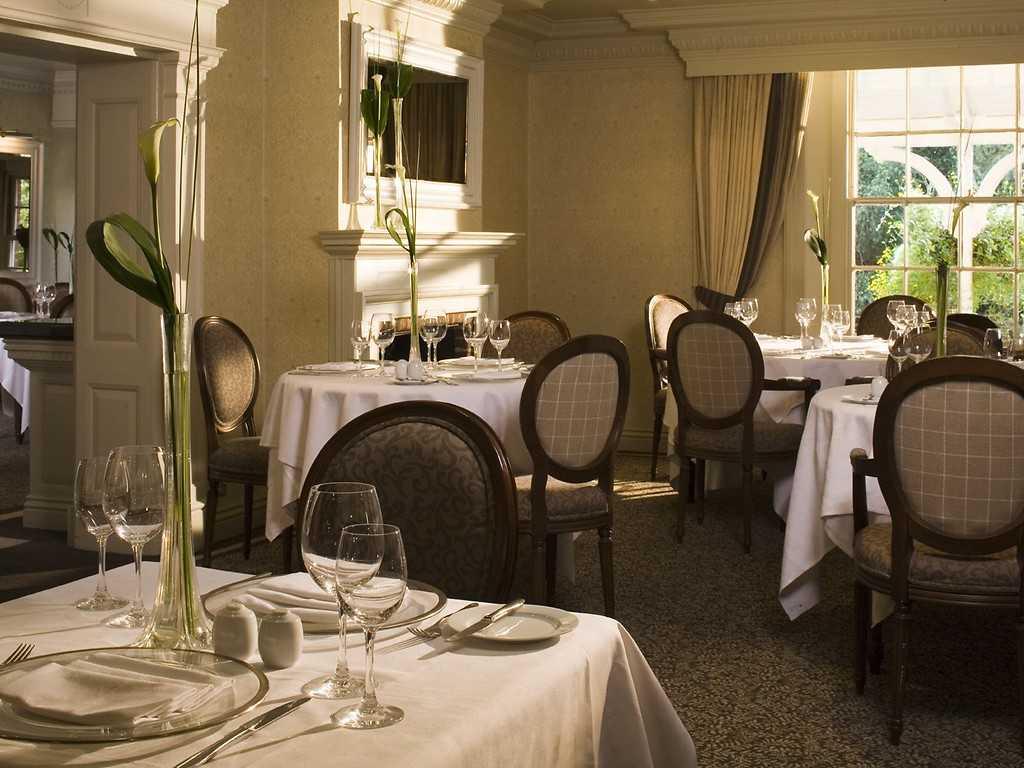 The Dining Room Restaurant restaurant, Brandshatch Place Hotel & Spa