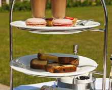 Afternoon Tea at Buxted Park restaurant, Buxted Park Hotel