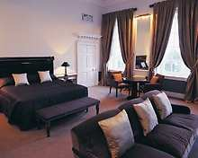 Junior Suite room, Buxted Park Hotel