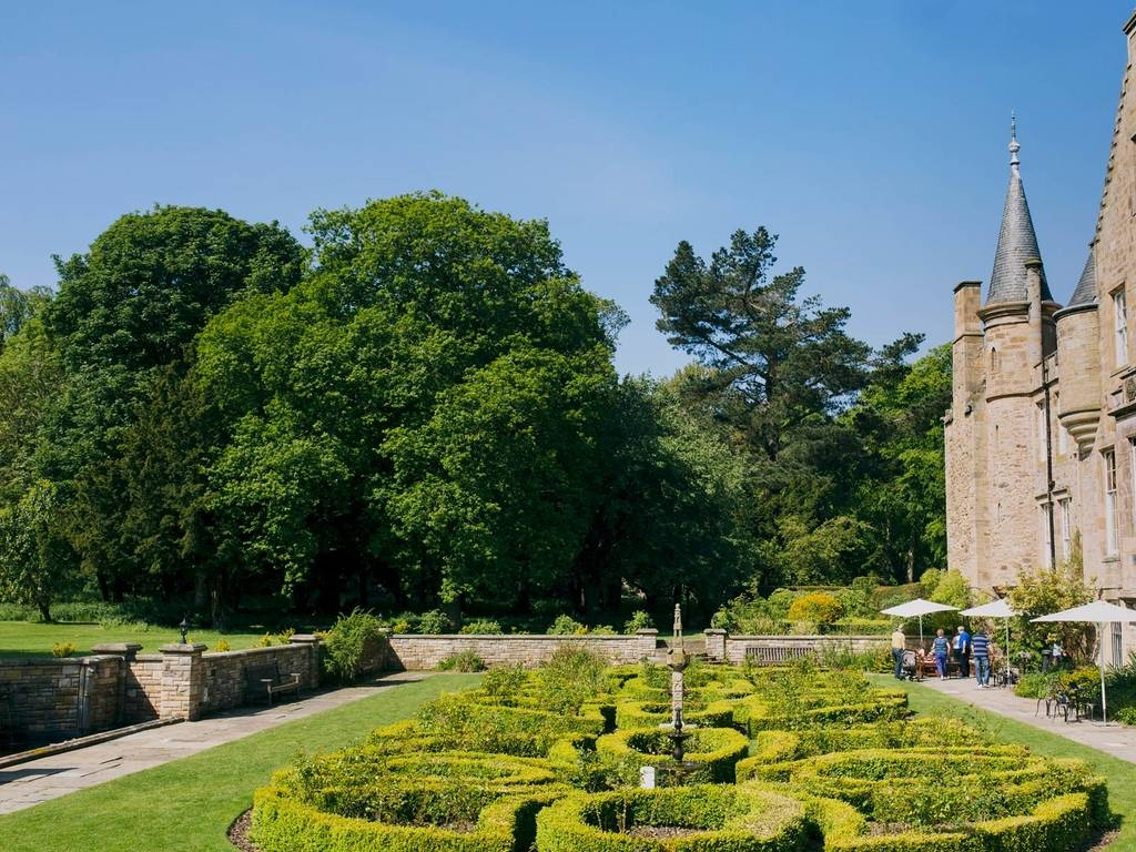 Carberry Tower Castle and Estate