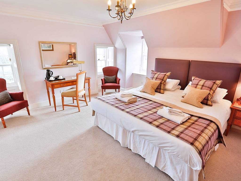 Executive room, Carberry Tower Castle and Estate