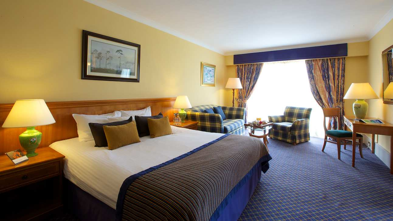 Carnoustie Golf Amp Spa Hotel Room And Bedroom Information