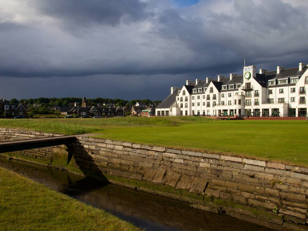 Carnoustie Golf Hotel Rooms