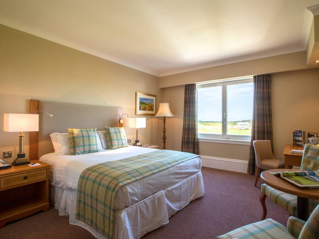 Golf view room, Carnoustie Golf & Spa Hotel