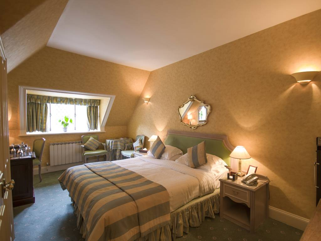 Classic Double or Twin room, Chateau La Chaire Hotel