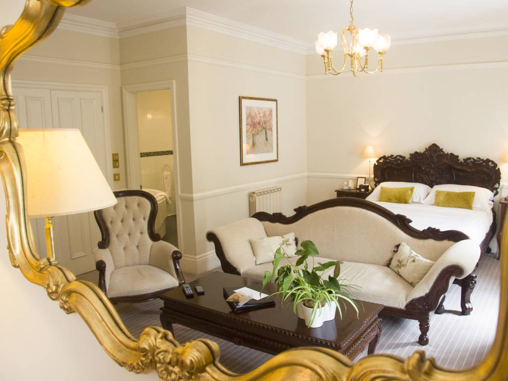 Superior Double or Twin room, Chateau La Chaire Hotel