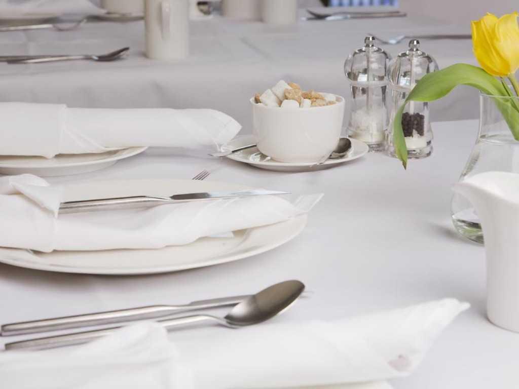 Menu restaurant, Cheltenham Townhouse