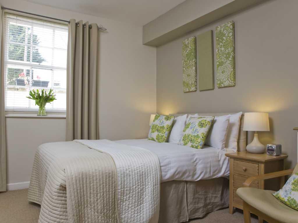 Standard Garden Double room, Cheltenham Townhouse