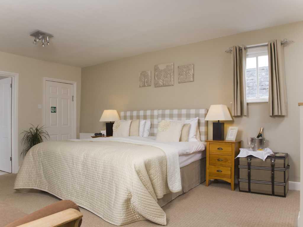 Luxury Room room, Cheltenham Townhouse