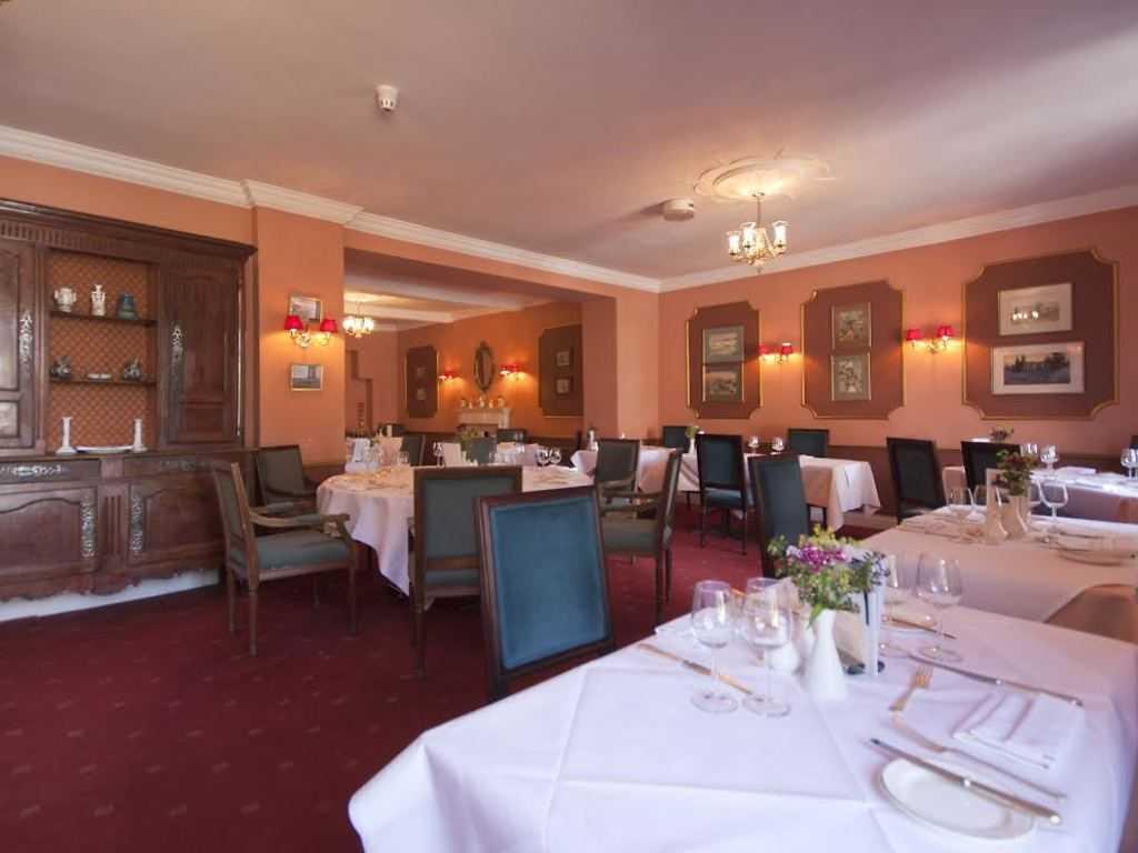 Corse Lawn House Restaurant, Corse Lawn House Hotel