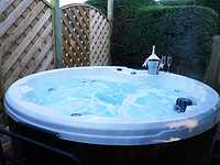 Hot Tub Suite room, Cotswold House