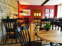Bistro on the Square restaurant, Cotswold House
