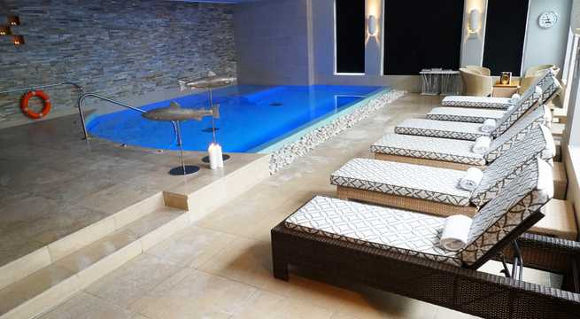 The Spa spa, Cotswold House