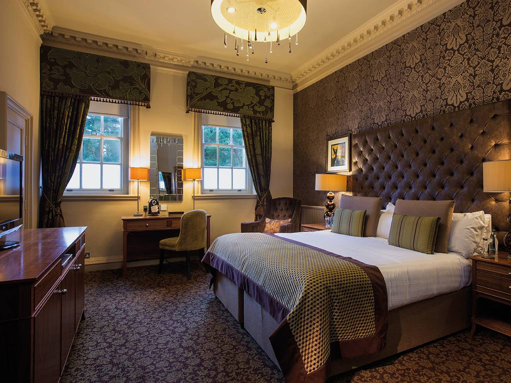 Executive Double room, Crathorne Hall Hotel