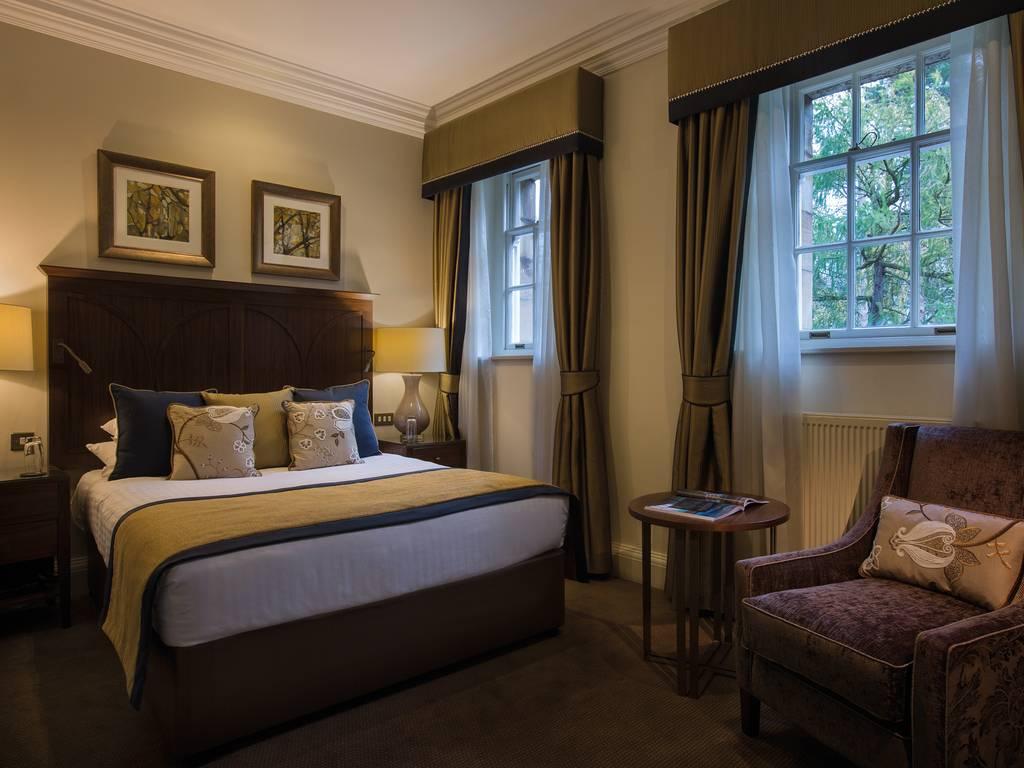 Classic Double room, Crathorne Hall Hotel