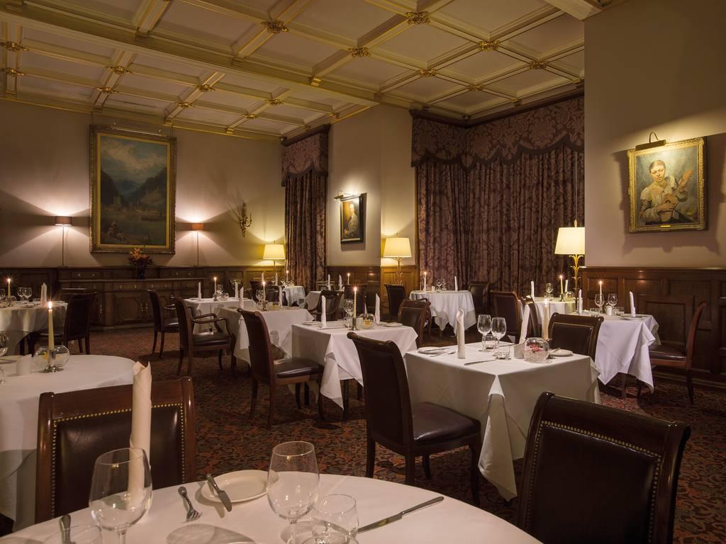 Leven Restaurant restaurant, Crathorne Hall Hotel