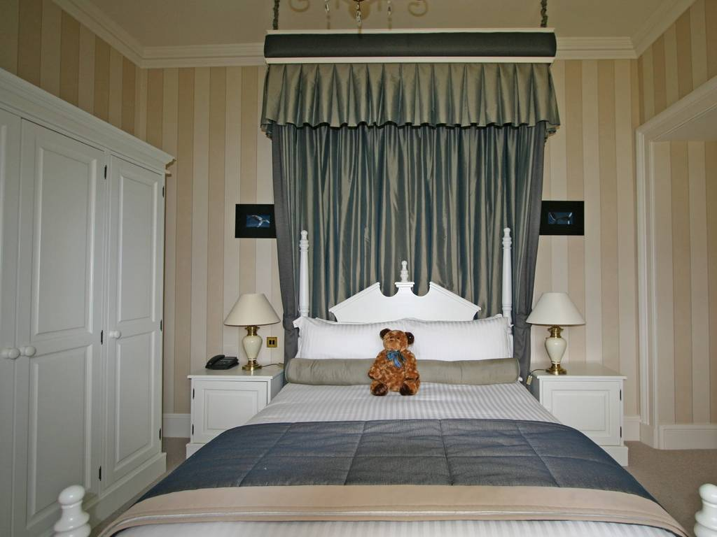 Suite room, Cringletie House
