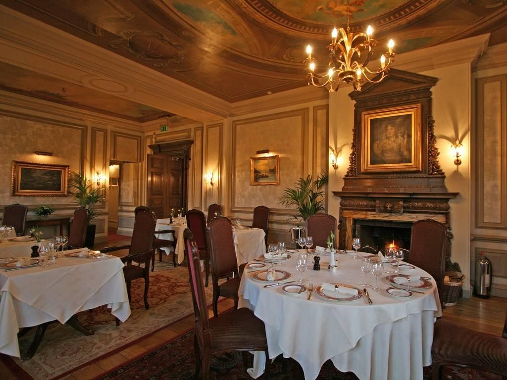 Sutherland Restaurant, Cringletie House