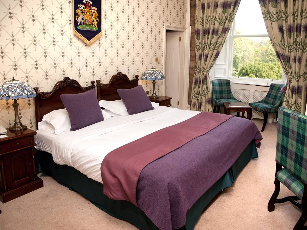 Dalhousie Castle Room And Bedroom Information Gallery Of