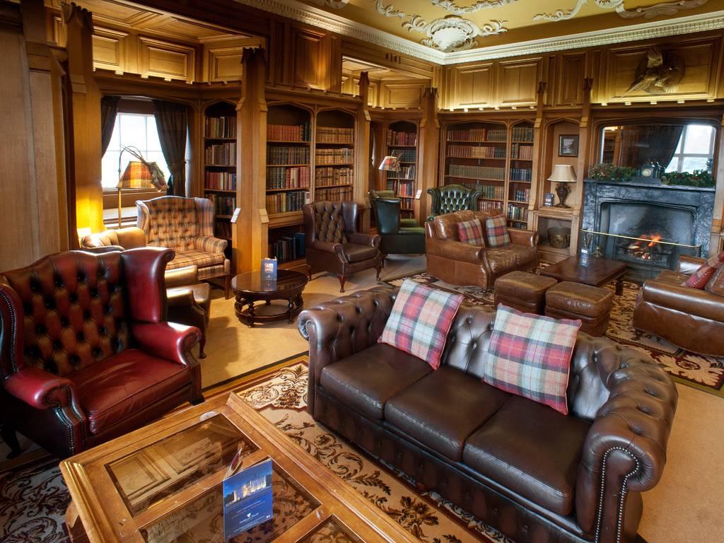 Dalhousie Castle Hotel In Edinburgh And Bonnyrigg Luxury