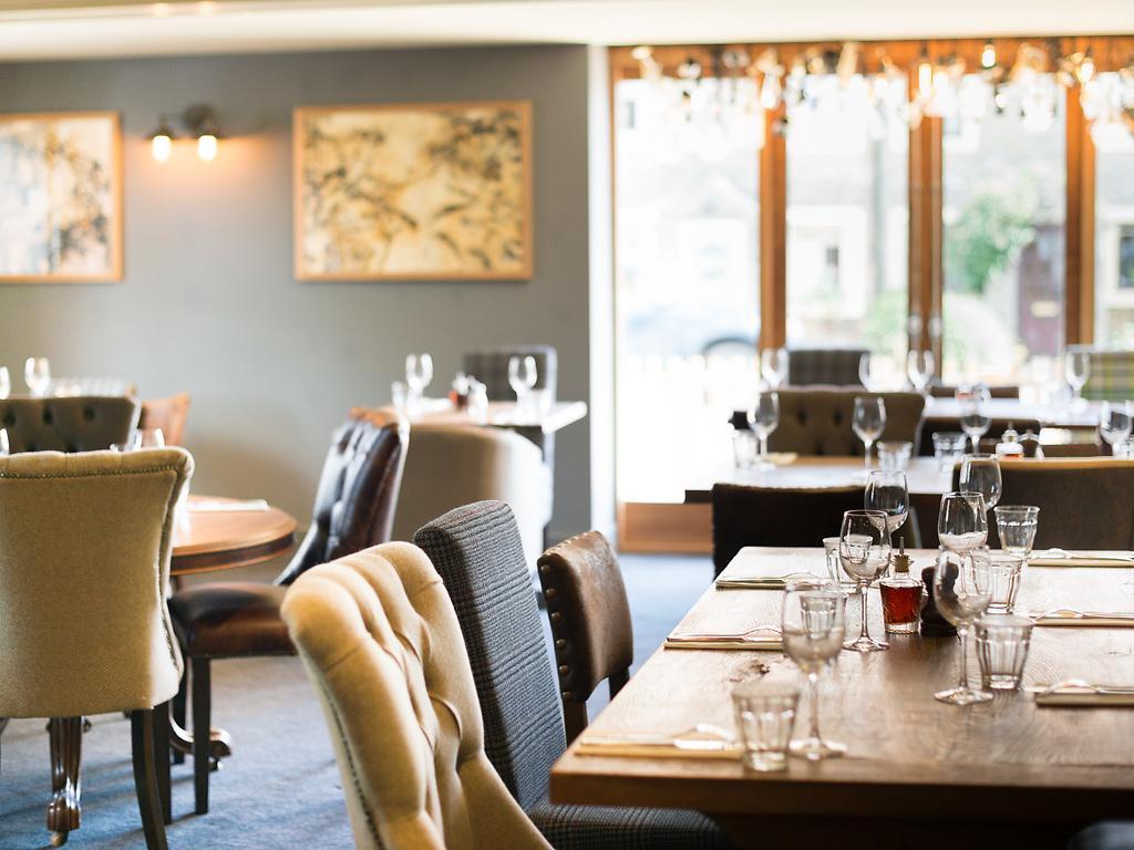 Restaurant restaurant, Derby Arms