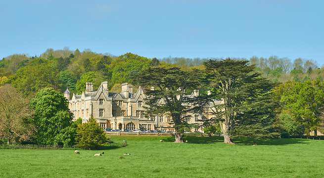 Dumbleton Hall