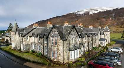 Dunalastair Hotel Perthshire Scotland