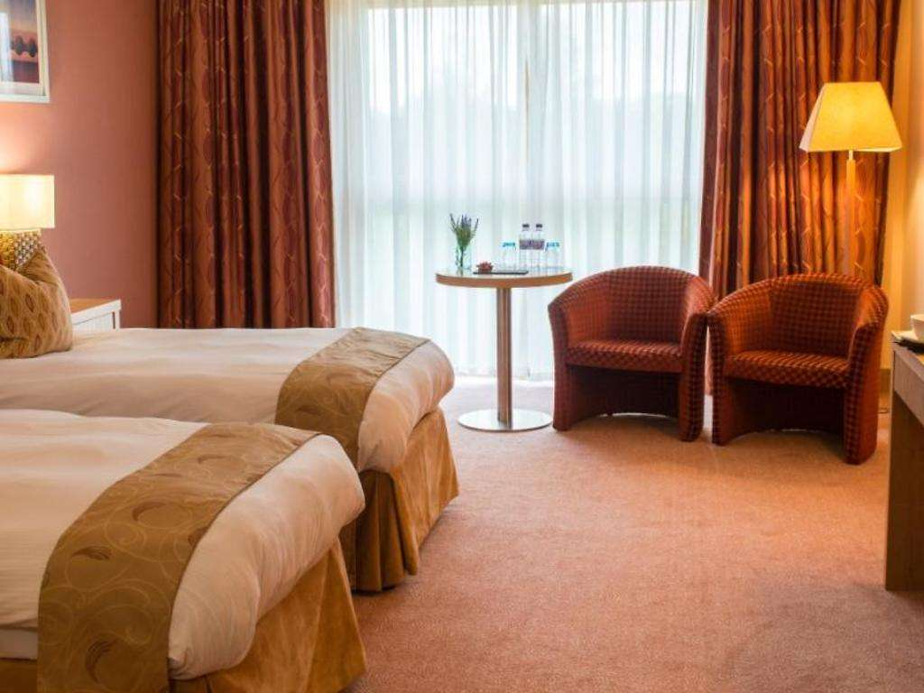 Club room, East Sussex National Spa and Golf Resort