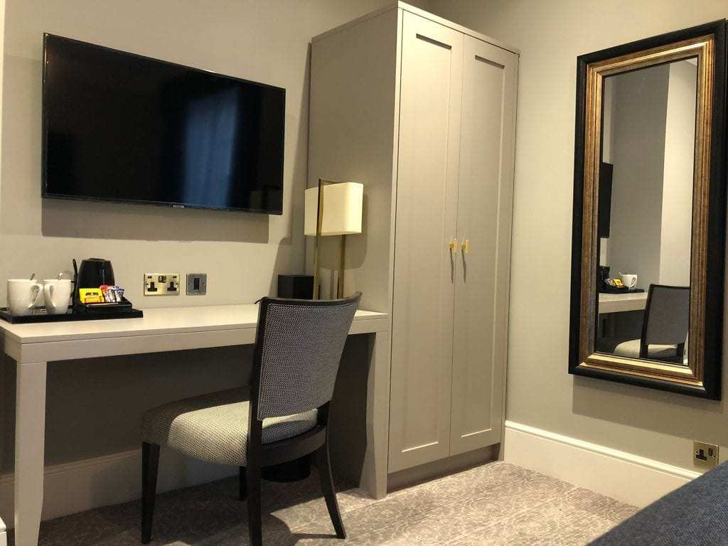 Deluxe Double with Garden View room, Easthampstead Park