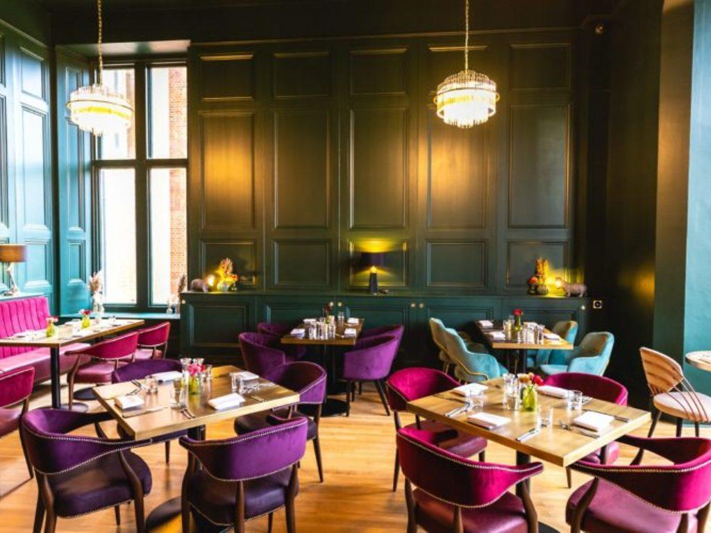 Grill 1864 restaurant, Easthampstead Park