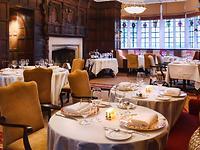 The Restaurant restaurant, Ellenborough Park Hotel