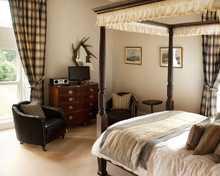 Luxury rooms room, Eshott Hall