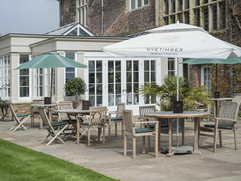 Orangery restaurant, Goldsborough Hall
