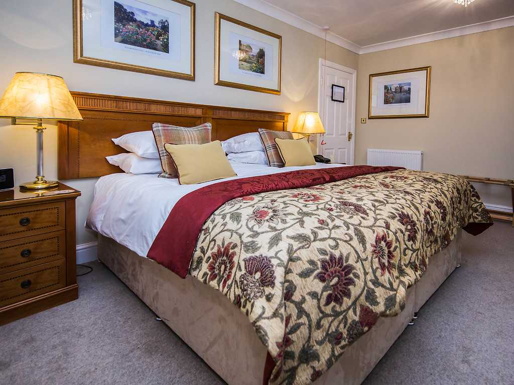 Luxury Garden View room, Goldsborough Hall