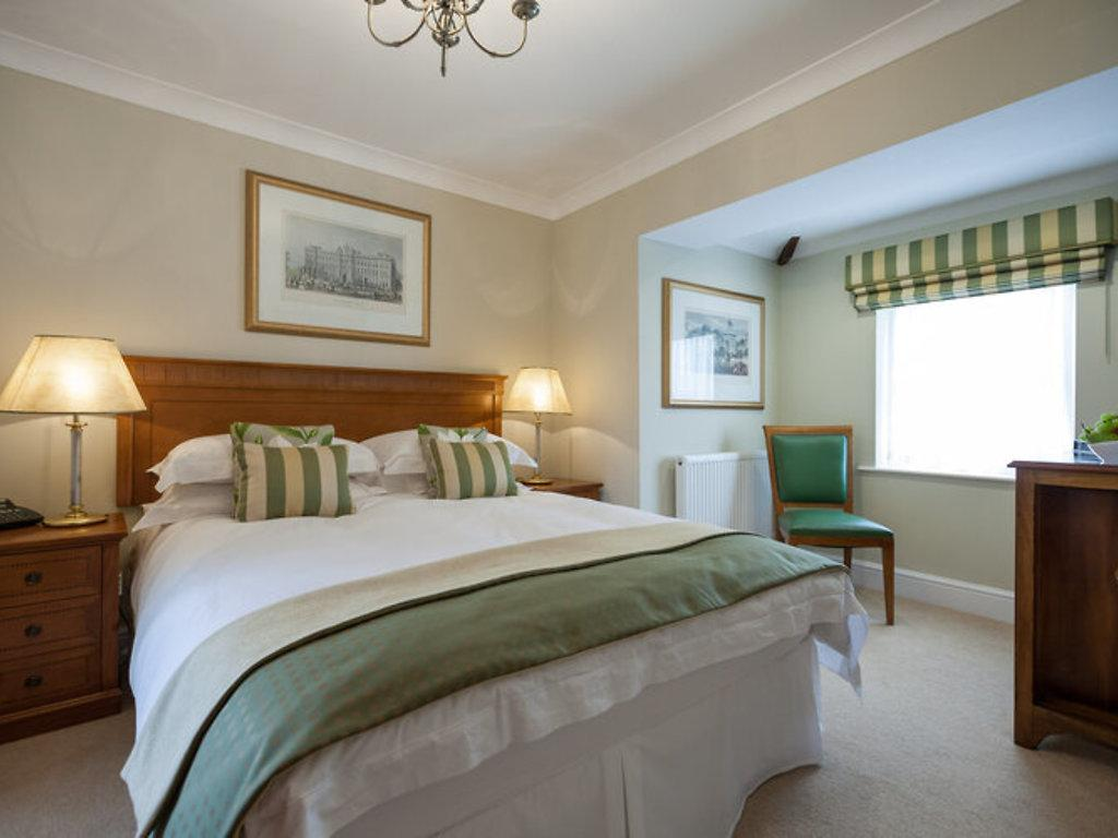 Deluxe room, Goldsborough Hall