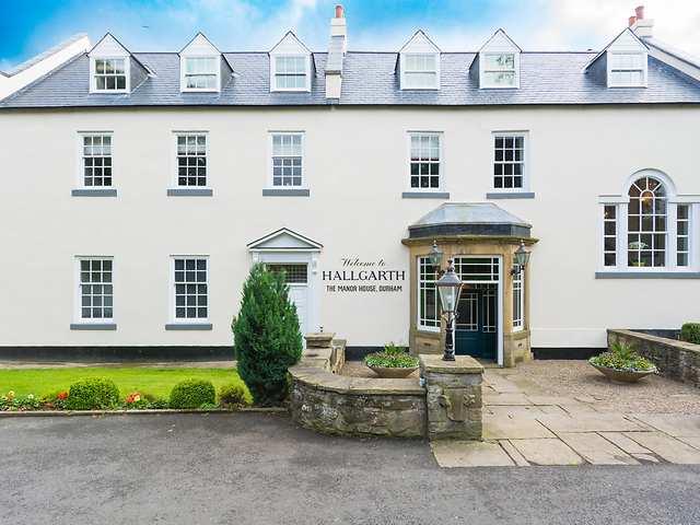 Hallgarth Manor Hotel