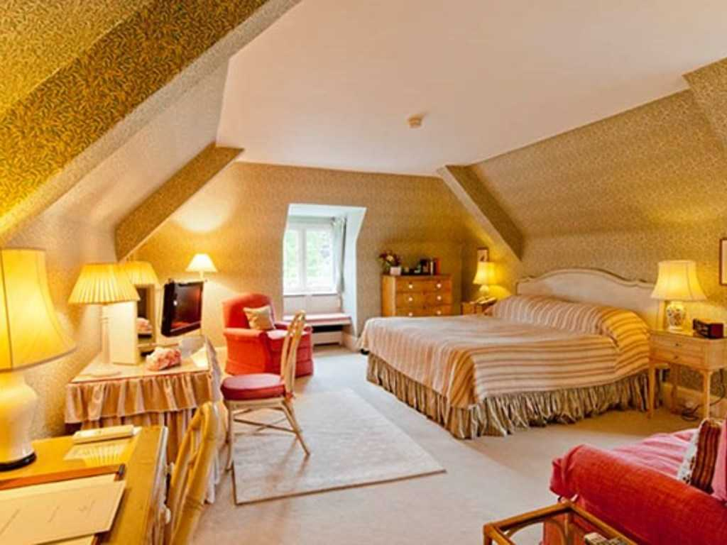 Double or Twin Bedded room, Hartwell House & Spa