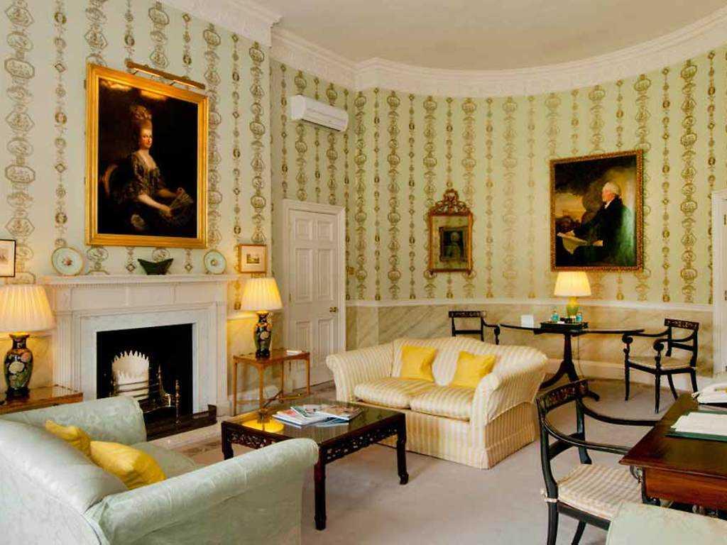 Principal room, Hartwell House & Spa