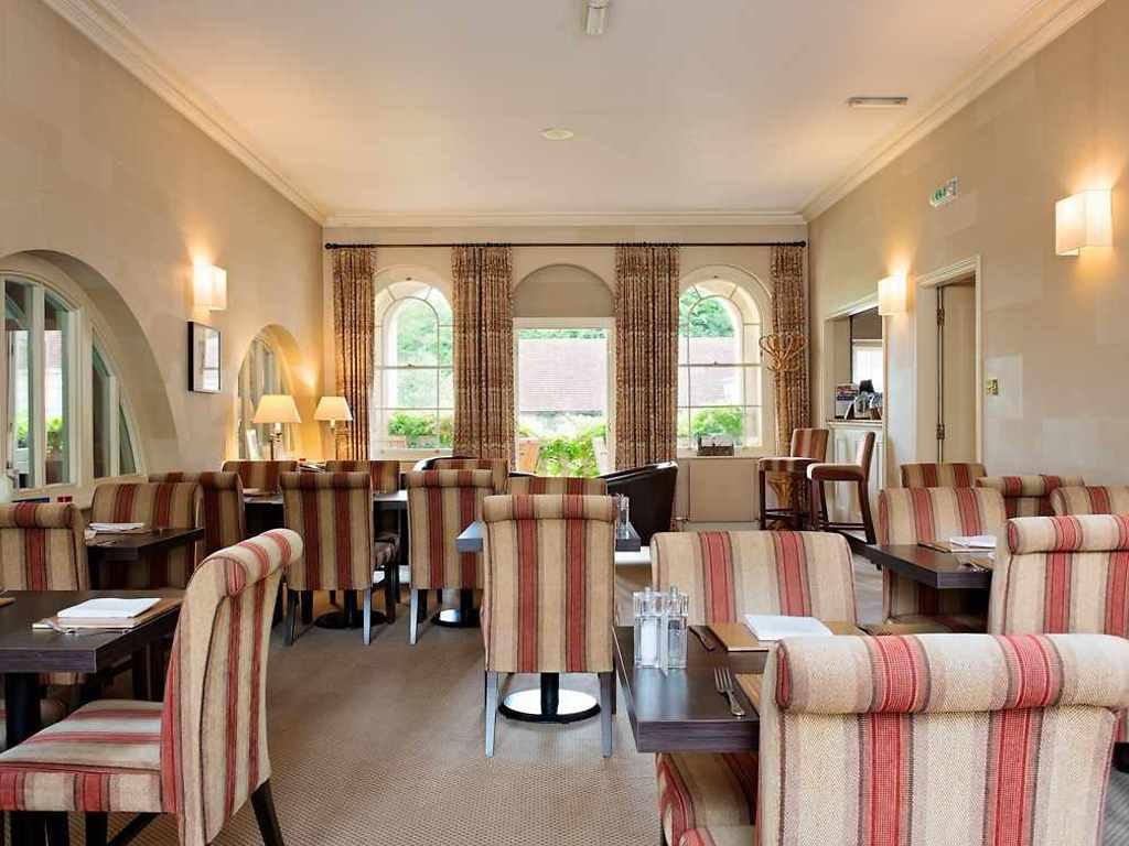 Spa Cafe & Bar restaurant, Hartwell House & Spa