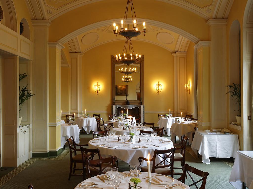 Hartwell's Main Restaurant restaurant, Hartwell House & Spa