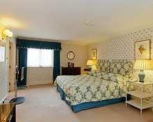 Courtyard room, Hartwell House & Spa