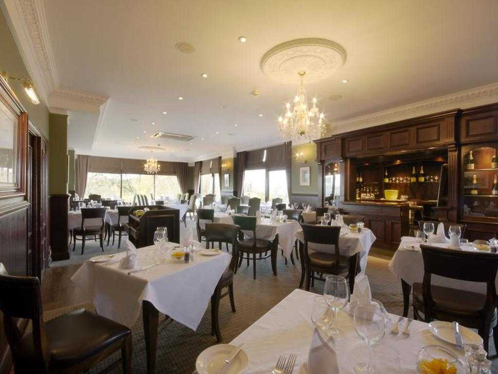 The Tara Restaurant restaurant, Hatton Court