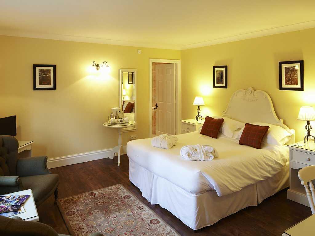 Mews room, Headlam Hall