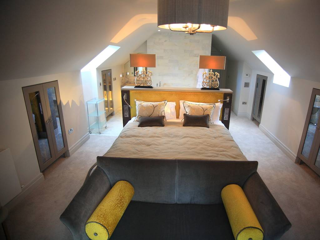 The Loft room, Highbullen Hotel