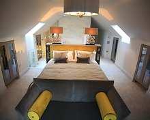 The Loft room, Highbullen Hotel