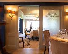 The Devon View Restaurant restaurant, Highbullen Hotel
