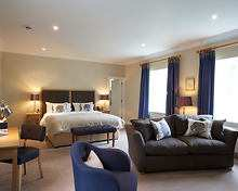 Estate Deluxe Double room, Highbullen Hotel