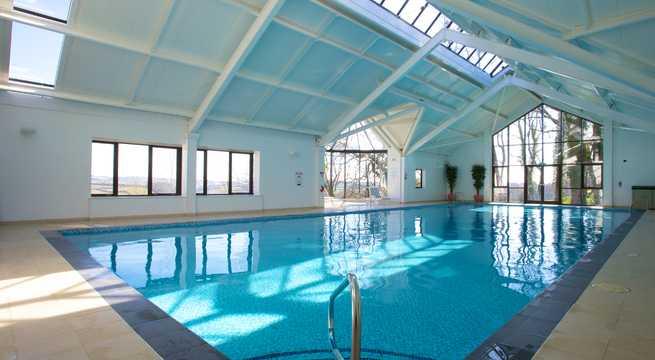Highbullen Spa spa, Highbullen Hotel