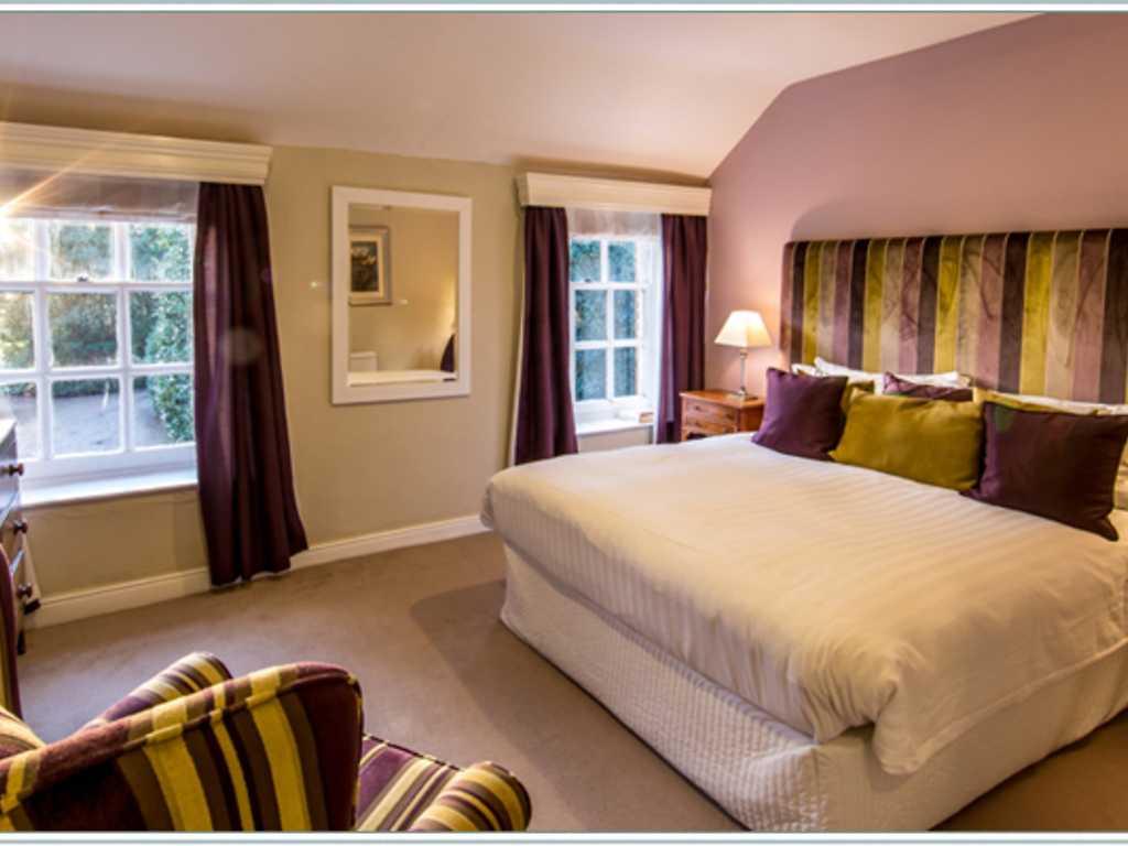 Classic room, Hintlesham Hall